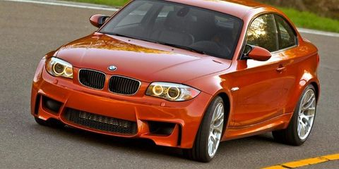 """The short wheelbase makes the 1M Coupe more """"tail happy"""" than the M3, but it's not a handful. Driven hard, but within your limits, and the 1M rewards you with speed and thrills."""