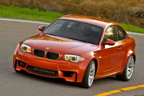 "The short wheelbase makes the 1M Coupe more ""tail happy"" than the M3, but it's not a handful. Driven hard, but within your limits, and the 1M rewards you with speed and thrills."