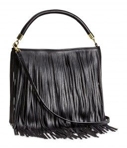 Fringing gives this High Street hit a designer feel, £19.99, H&M