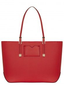 Red Dorothy Perkins handbag