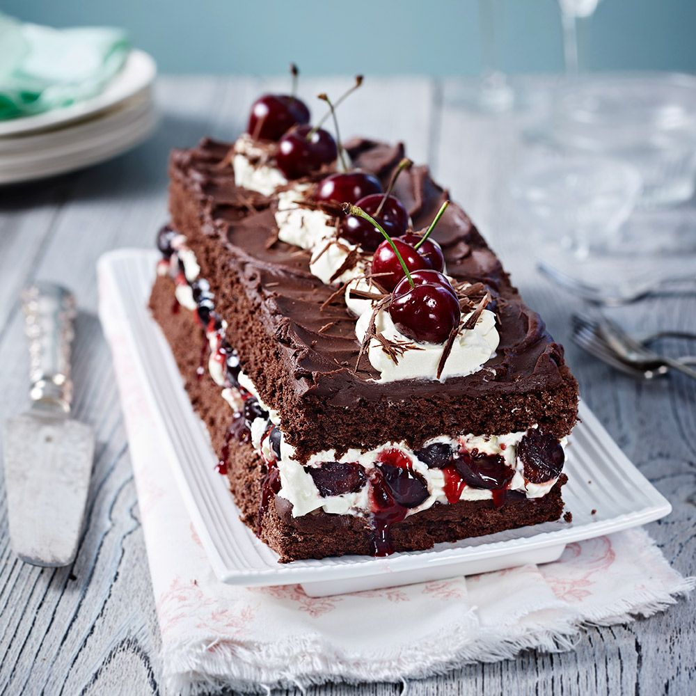 How To Make Black Forest Gateau The Ultimate Chocolate And Cherry