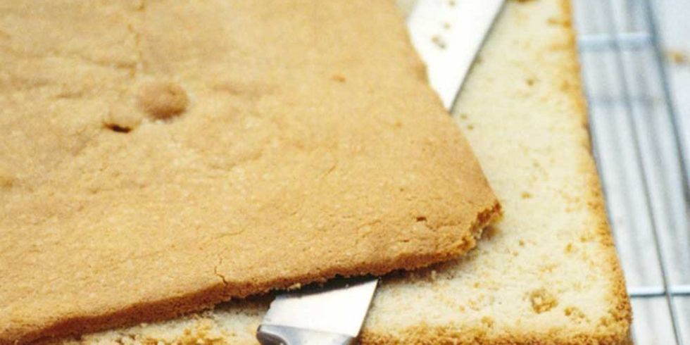 Easy Madeira sponge cake recipe. What\'s the difference between ...
