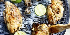 Mexican BBQ chicken