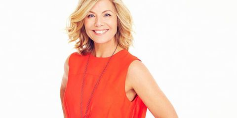 Actress Glynis Barber
