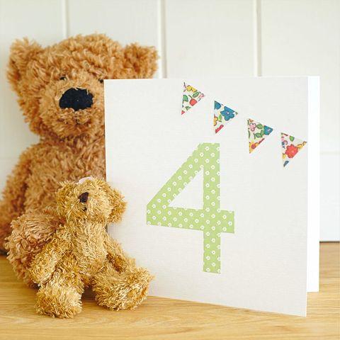 Homemade birthday cards