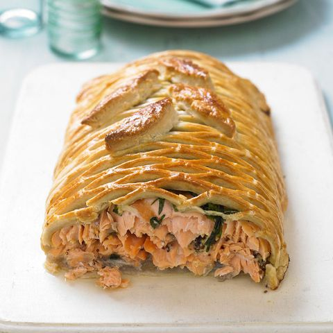 How to make salmon en croute – a sophisticated yet simple dish