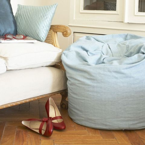 Sew SuperComfy Seating Free Beanbag Sewing Pattern Simple How To Make Bean Bags Without A Sewing Machine