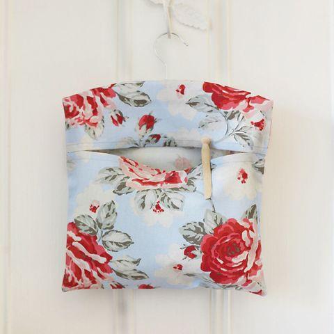 Peg bag to sew