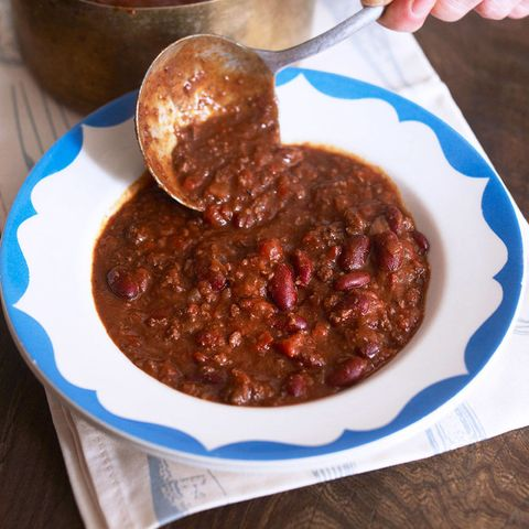 Best-ever chilli con carne