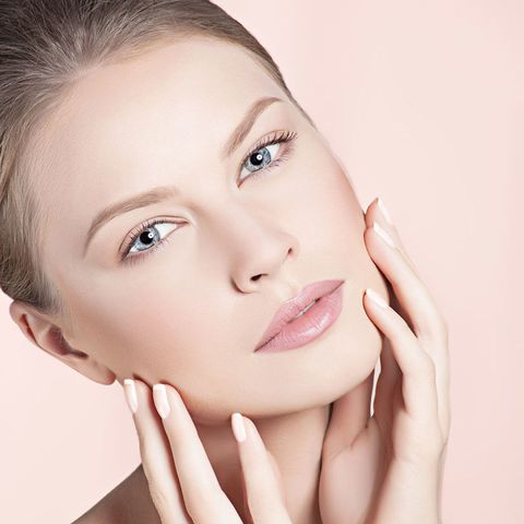 Beautiful Skin with Foundation