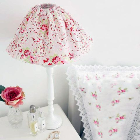 Bedroom lampshade cover