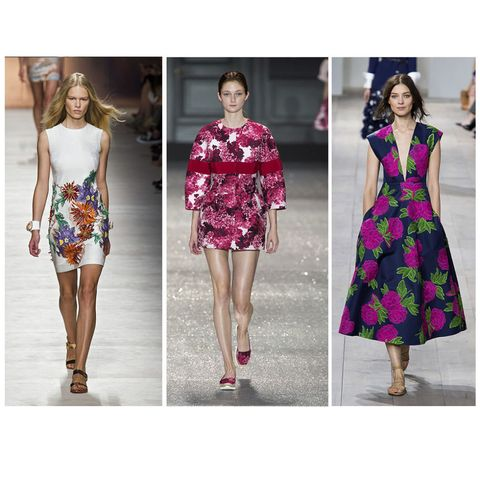 SPRING FASHION TRENDS 2015: Floral