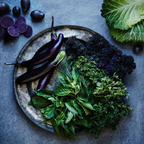 Purple foods