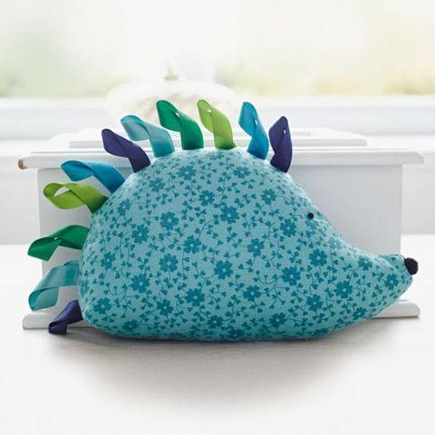 Hedgehog cuddly toy