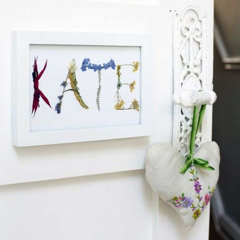 Kate door plaques