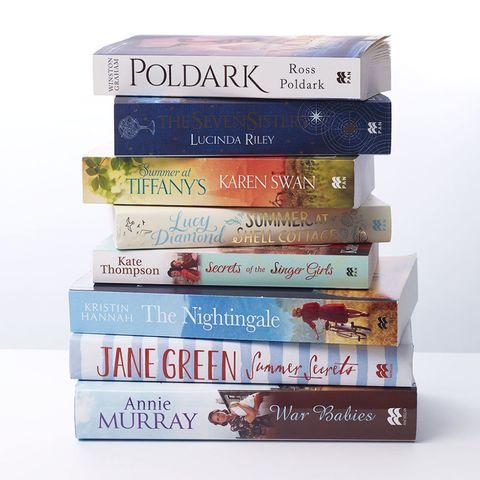 Prima Book Club books