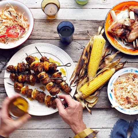 BBQ food,Barbecue recipes