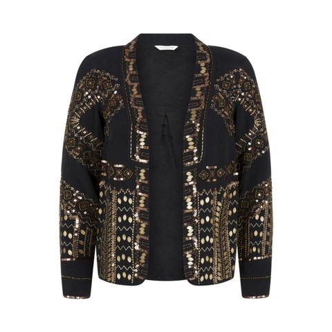 Monsoon Susie sequin jacket