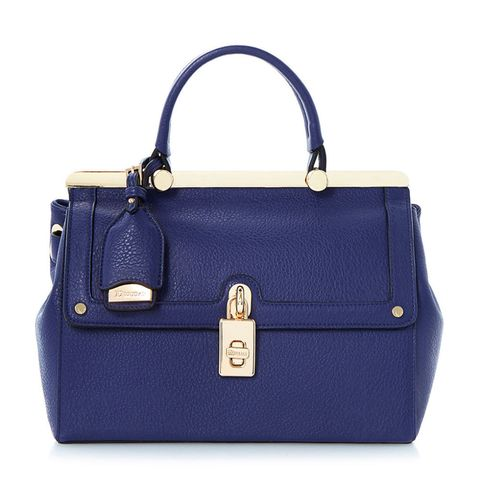 Your day- to-day just upped its game in brilliant blue, £69, Dune