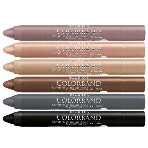 Bourjois Colorband Eyeshadows