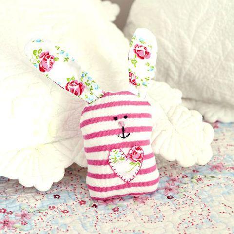 Sock Bunny to sew