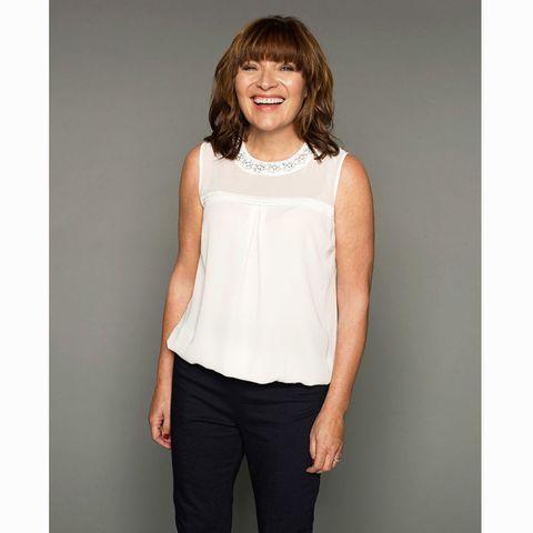 JD Williams white embellished blouse