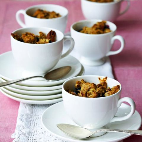 Crumble in cups