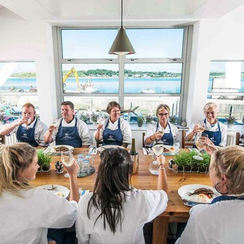 Padstow cookery school