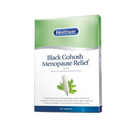 Healthspan Black Cohosh