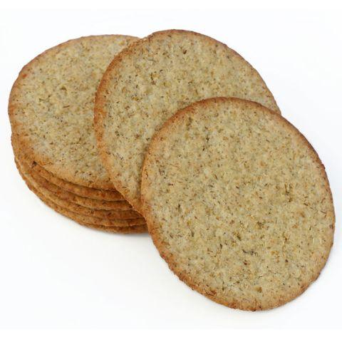 Pile of oatcakes