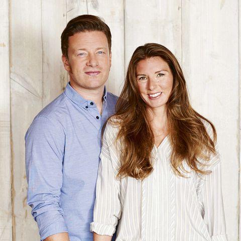 Jamie Oliver and Jools Oliver Prima magazine April 2015