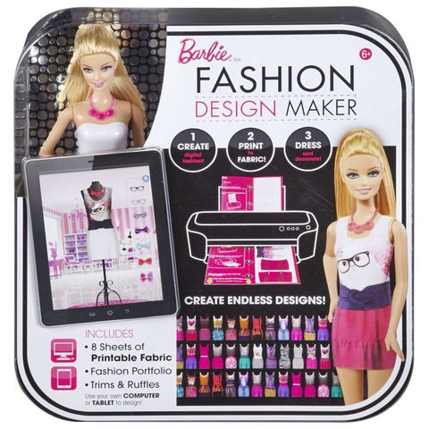 Barbie Fashion Design Maker 1_preview