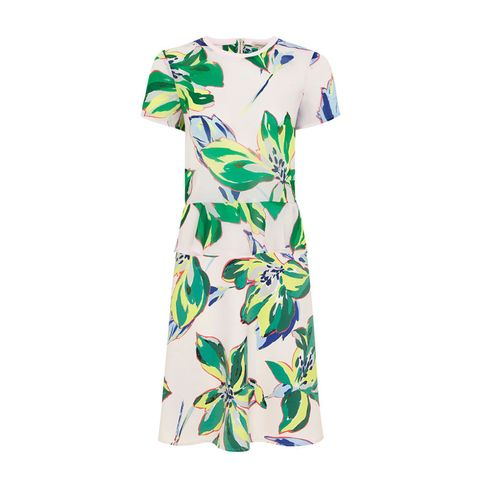 Marks and Spencer Limited London floral print dress