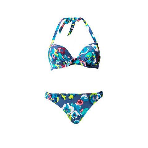 Pour moi floral print bikini