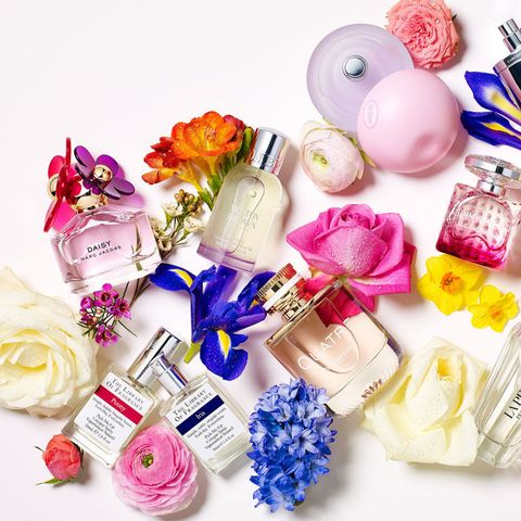 Our editor picks her favourite floral fragrances for summer