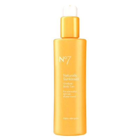 No7 Naturally Sunkissed Gradual Body Tan