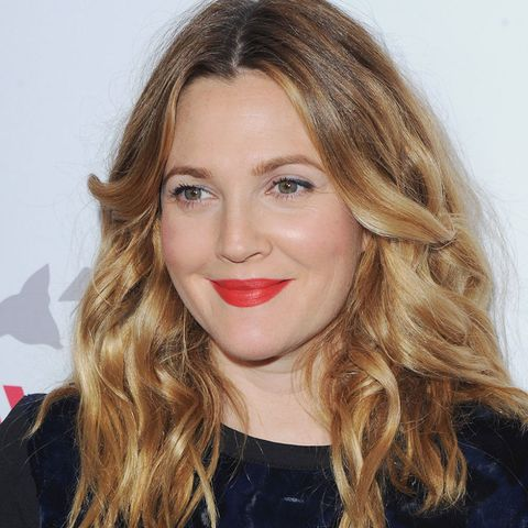 Drew Barrymore shows how balayage colour can lift and lighten your whole look