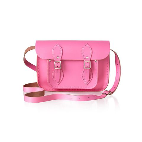 The Cambridge Satchel Company Classic Pink Satchel