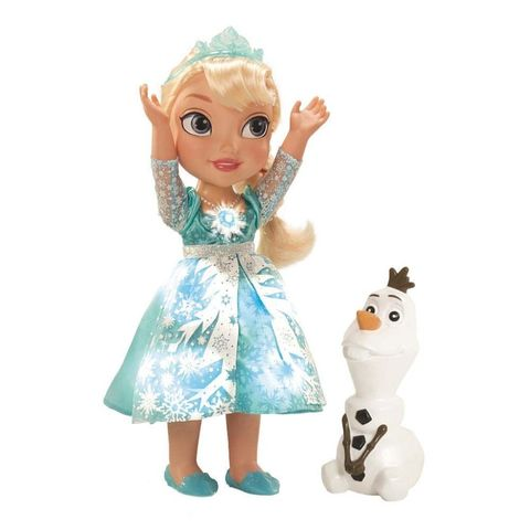 Snow Glow Elsa Doll toy