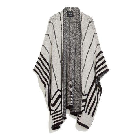 Zara blanket cardigan
