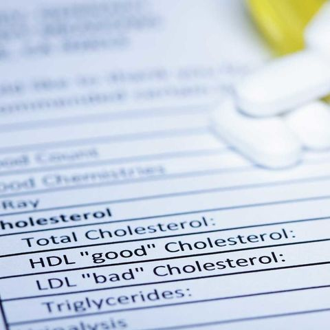 Cholesterol check list