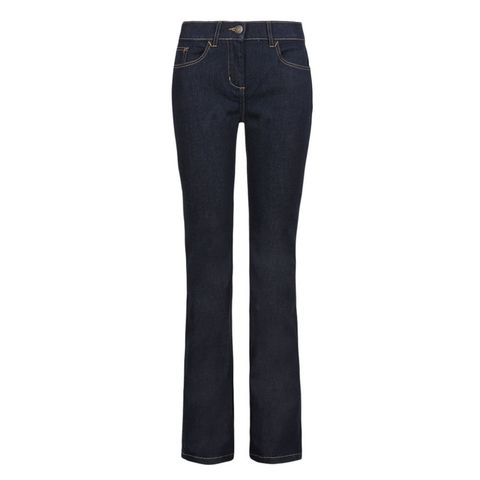 M&S bootcut denim jeans