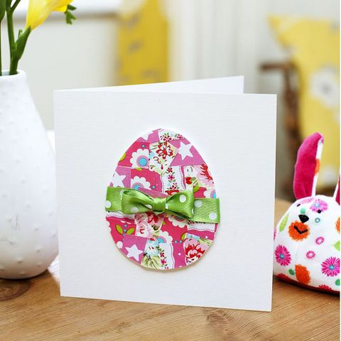 make this easter card a cracking good card idea