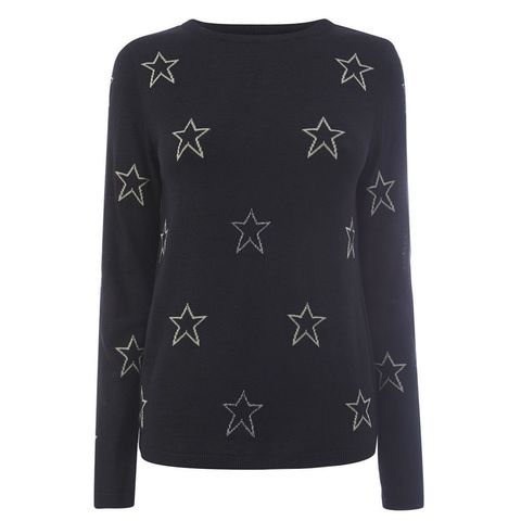 Star jumper £25