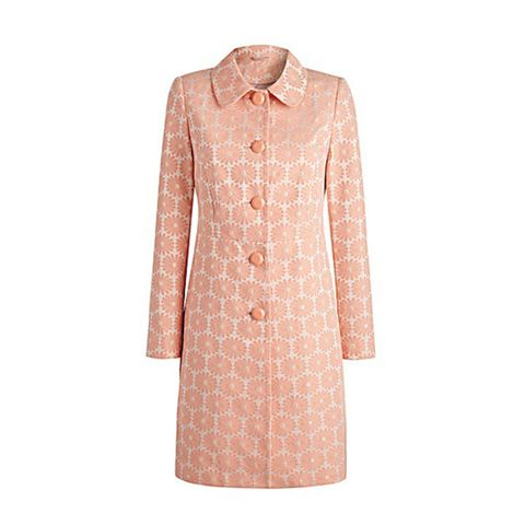 Joanna Hope at Simply Be daisy jacquard dress coat