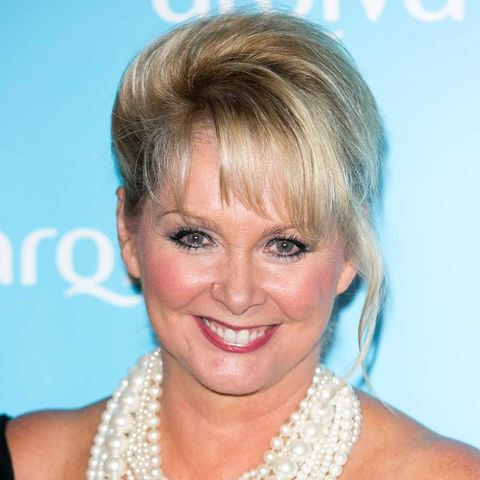 Cheryl Baker with hairstyle for thin hair
