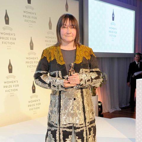Ali Smith wins Baileys Prize For Fiction
