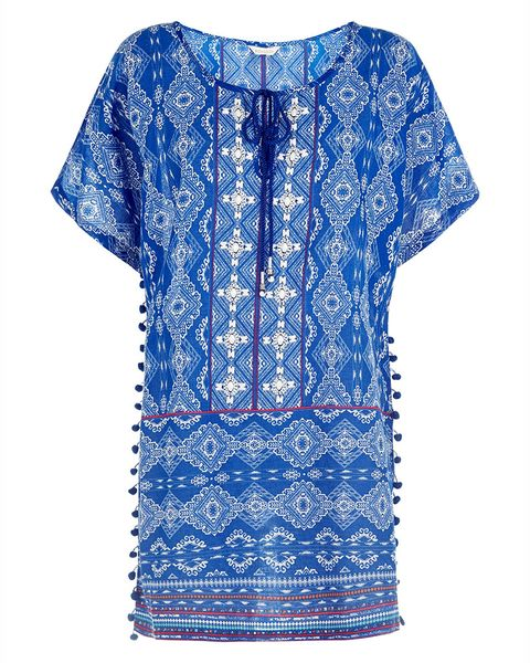 Monsoon Luiza Printed kaftan