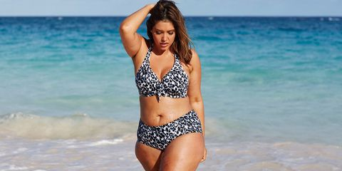 Denise Bidot for Beach Body Not Sorry campaign
