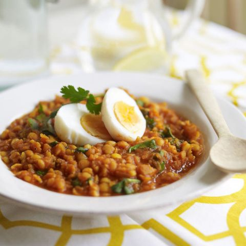 Scrumptious Split Pea Dhal For Supper?